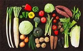 常吃蘑菇、柑橘和蔬菜 头脑灵活少得脂肪肝