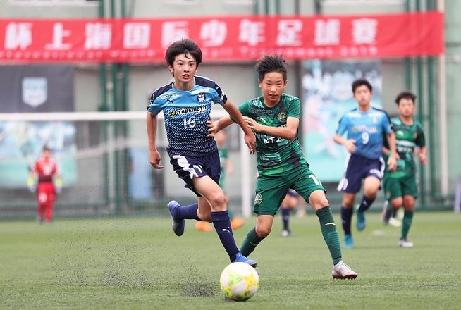 2019白洋淀杯上海国际少年足球赛闭幕