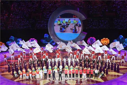 全国残运会暨特奥会闭幕,上海代表团获59.5枚金牌,奖牌总数138.5