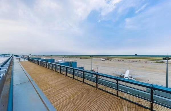 全球最大单体远距离卫星厅浦东机场卫星厅今起投运
