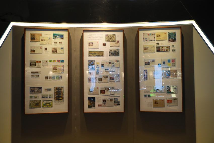"""全国首个""""地铁-隧道""""专题收藏邮品展览在上海开幕【7】"""