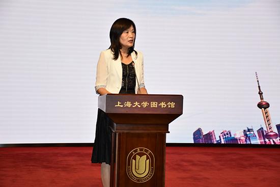 """""""第八届上海期刊论坛""""在上海大学举行"""