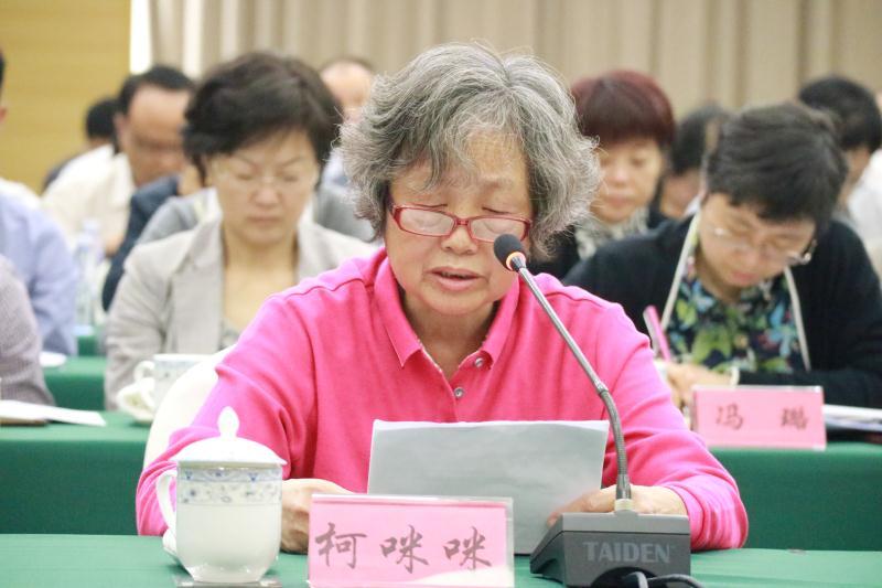 上海静安区邀请优秀基层党员为带领干部上党课