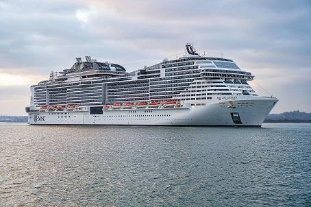 """17.2万吨地中海荣耀号明年来沪首航中国邮轮市场进入""""旗舰时代"""""""