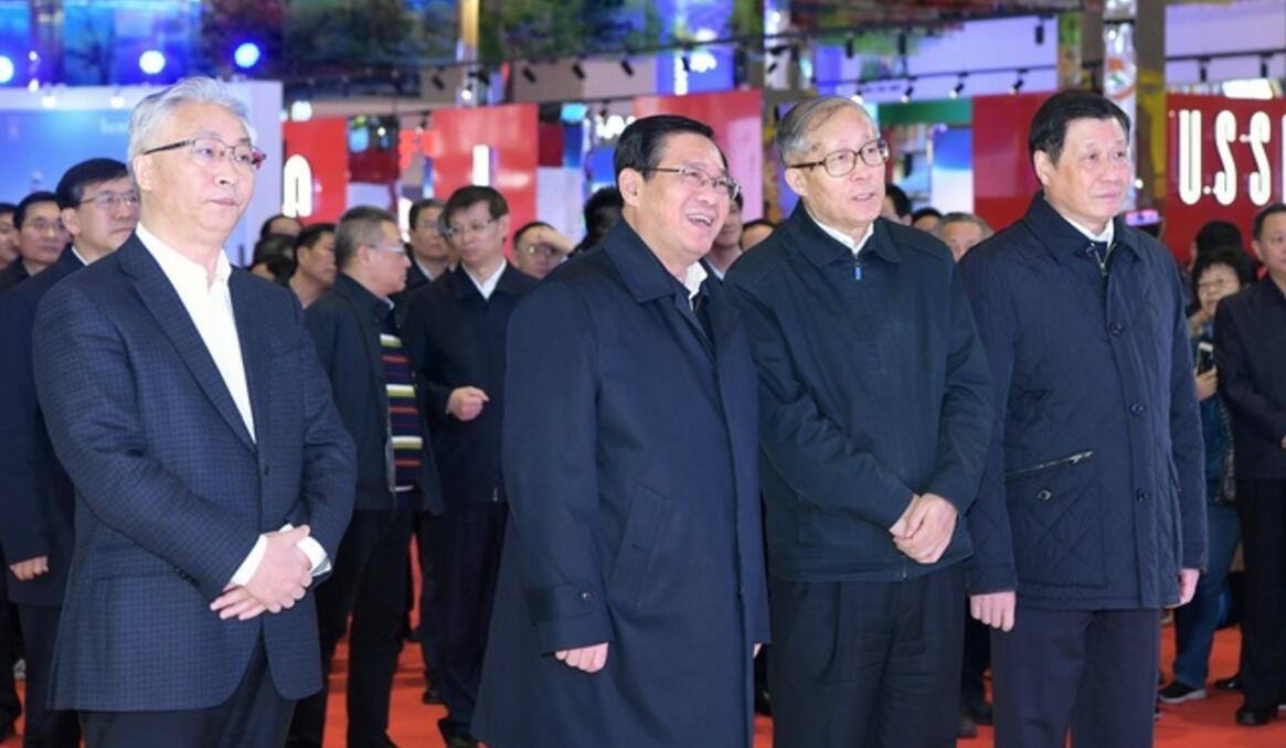 三个半天,李强应勇陪同李鸿忠张国清率领的天津党政代表团细看上海这些点