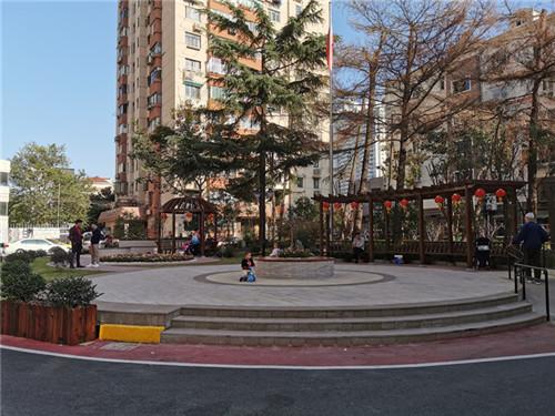 虹口北外滩街道改善社区人文环境