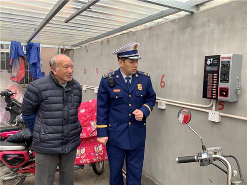 上海金山:因地制宜破解农村自建出租房消防安全管理难题