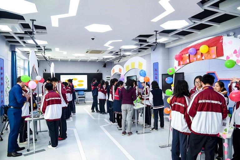 """上海市工商外国语学校:""""创业预演""""背后,商务英语专业蕴藏""""教育密码"""""""