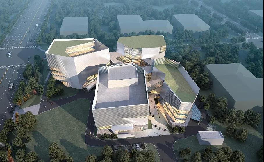 浦东这个镇规划新建园林化的文体中心,提供文