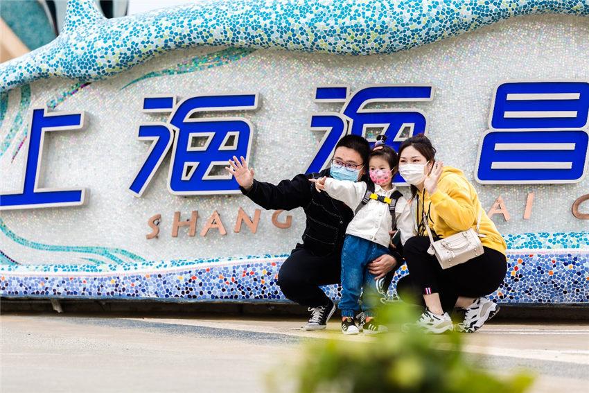 北极熊、帝企鹅、白鲸好久不见!上海海昌海洋公园室内场馆全面开放【3】