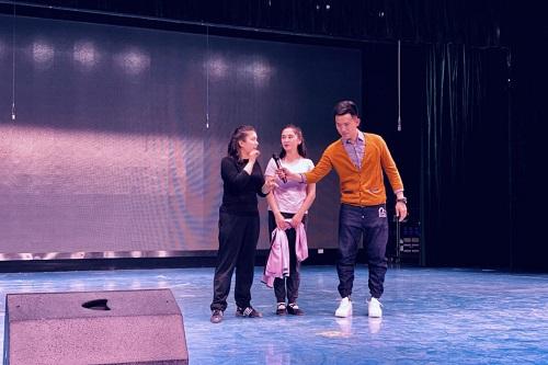 别样的教研,别样的精彩――喀什职业技术学院开展首次舞蹈公开教研活动