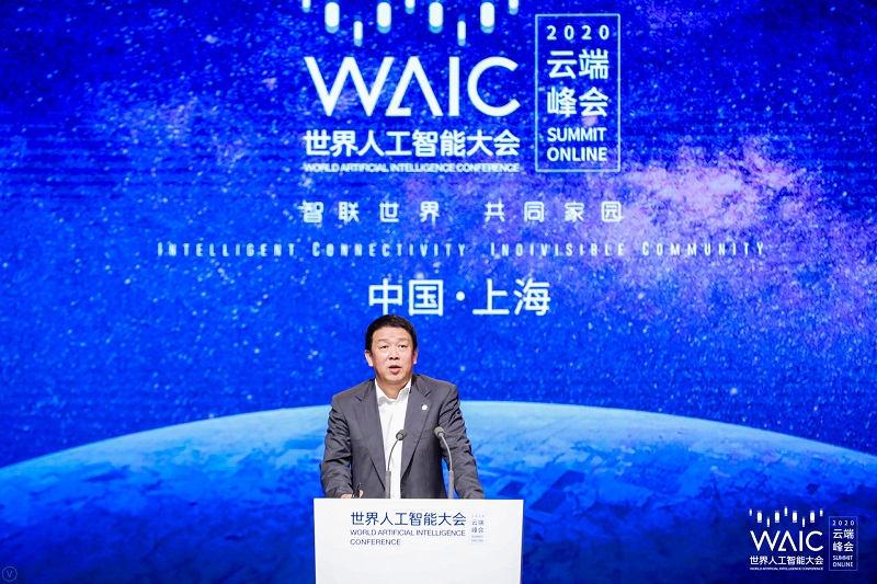 华为陶景文:共建开放生态,使能万物互联的智能世界