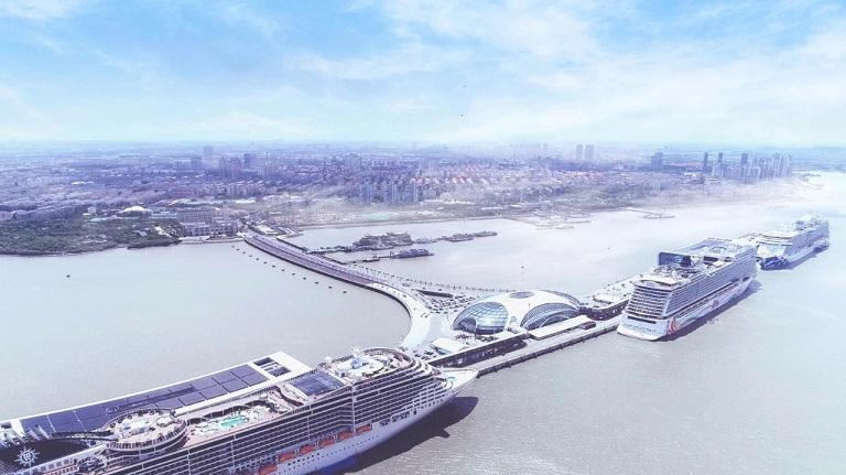 助力上海国际航运中心建设宝山将打造千亿规模邮轮经济全业链