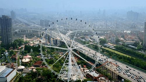 """作為上海唯一國家級產城融合示范區,閔行已建立與""""職住平衡""""相適應的住房供給體系"""