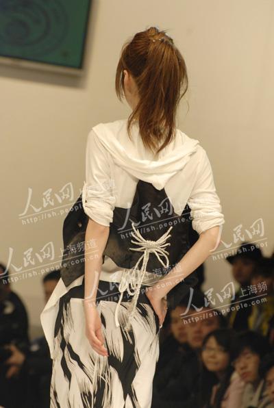 日本服装文化学院中国分校学生作品秀
