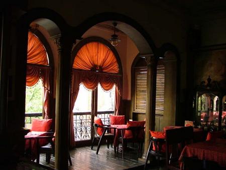 老电影咖啡馆--上海频道--人民网