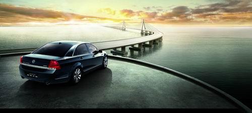 2010款全新别克林荫大道,三款新车型的市场价格分别为:3.0l舒高清图片