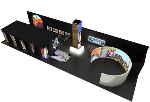 博洛尼亚的文化创意产业发展和社会包容政策;; 案例俯瞰效果图