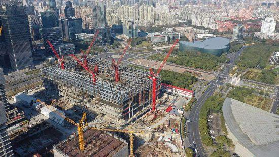 """名纲新修工程主体钢构造封顶为""""地高""""上海酒吧招聘信息网上海又一严重文亮"""
